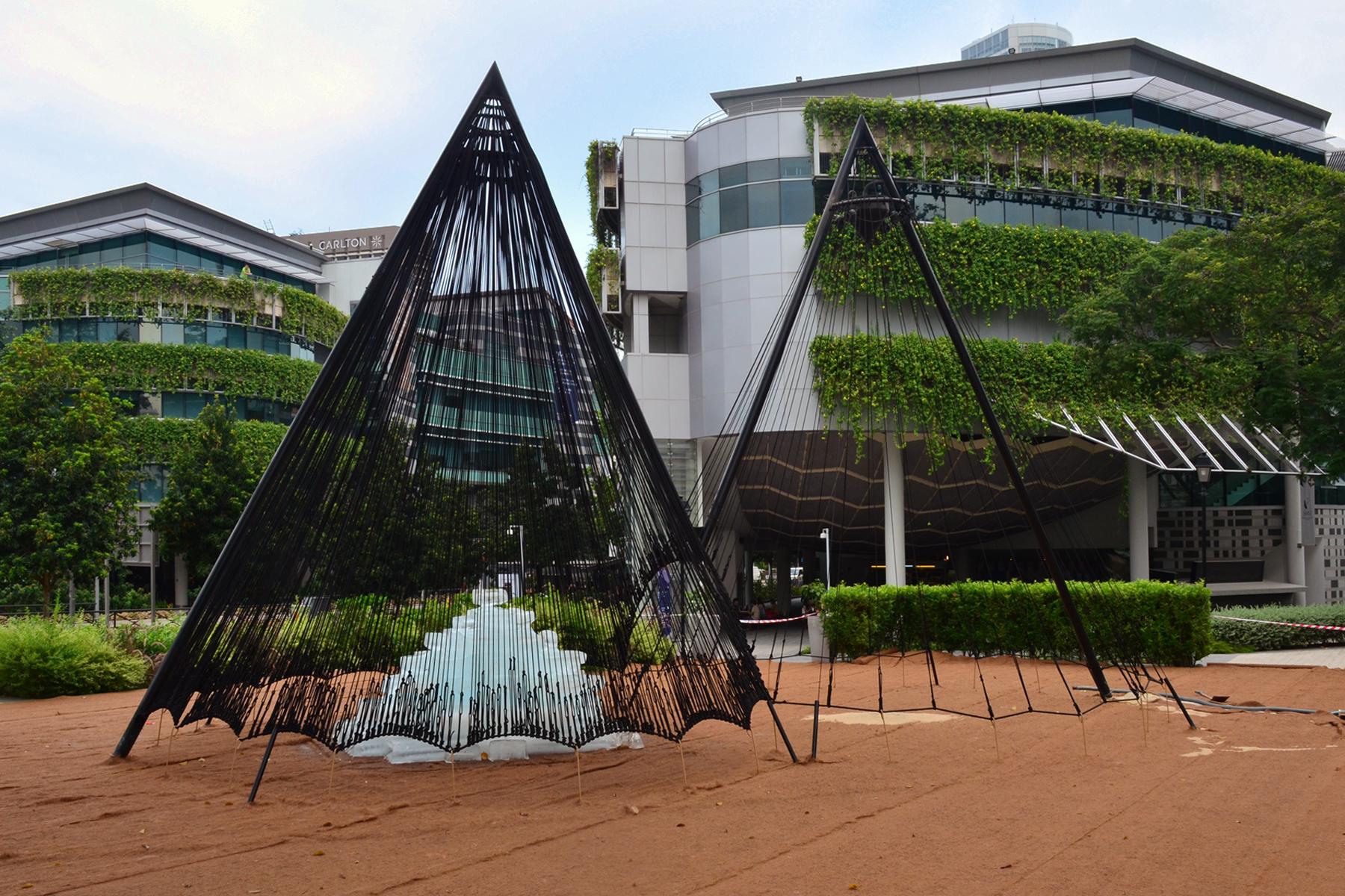 Pavilion Structure 5