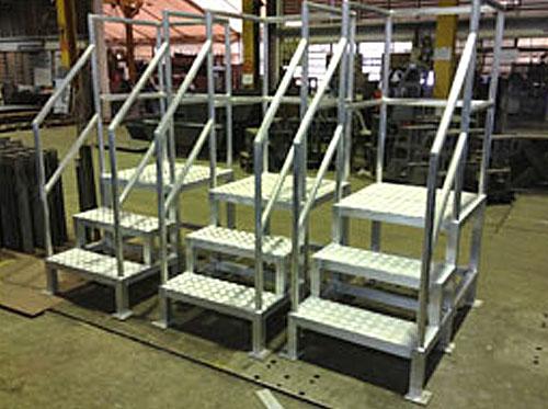 Stainless Steel & Aluminium Works