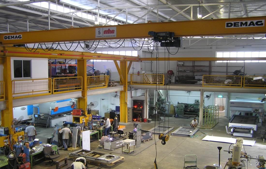 Fabrication Works